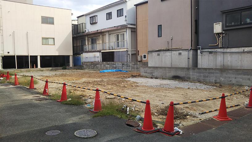 株式会社プロシードの施工実績「水堂町 新社屋工事」